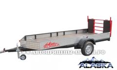 Автоприцеп Аляска Модель Аляска-7143 (одноосный)