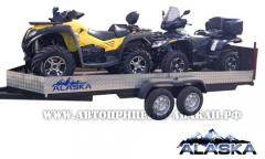 Новинка! В открытой продаже  Модель Аляска-71432 (Торпеда)